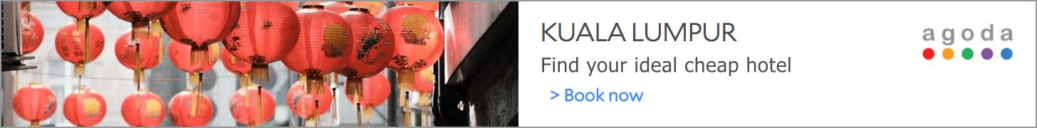 Kuala Lumpur hotel search