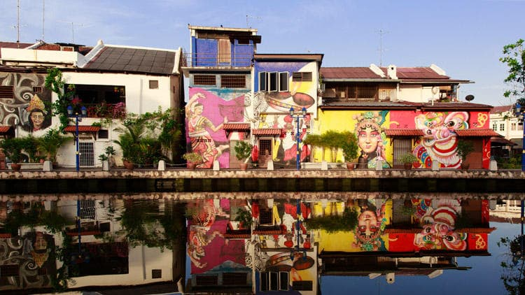 Malacca River by Symphonex on Flickr flic.kr/p/eQcCNs