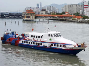 Penang to Langkawi Ferry Tickets Available Online