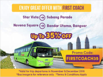 Easybook Promo Code: 35% off First Coach Bus Tickets