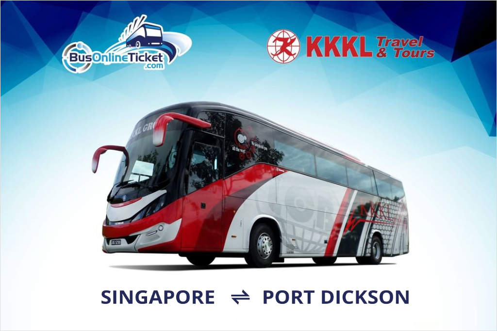 Singapore to Port Dickson Bus by KKKL Express