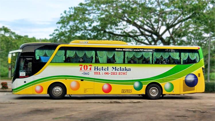 707-Inc Express Bus