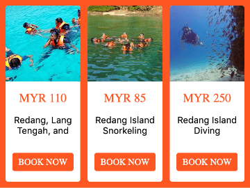 Top Things to Do in Redang Island and Terengganu