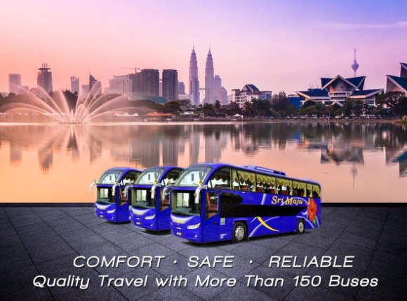 Bus to KL