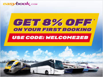 Easybook.com Deals and Promo Code [Welcome2EB]