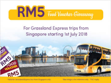 Easybook.com RM5 Food Voucher Giveaway on Grassland Express