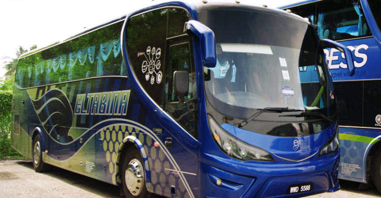 Eltabina SVIP and Double-deck Coach
