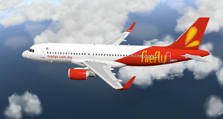 Firefly Airline A320