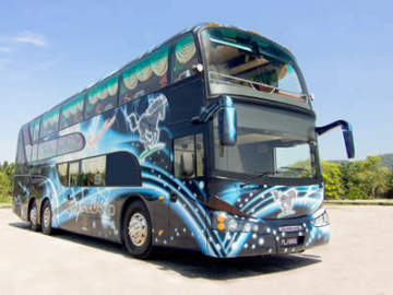 Grassland Express Bus to Genting Highlands
