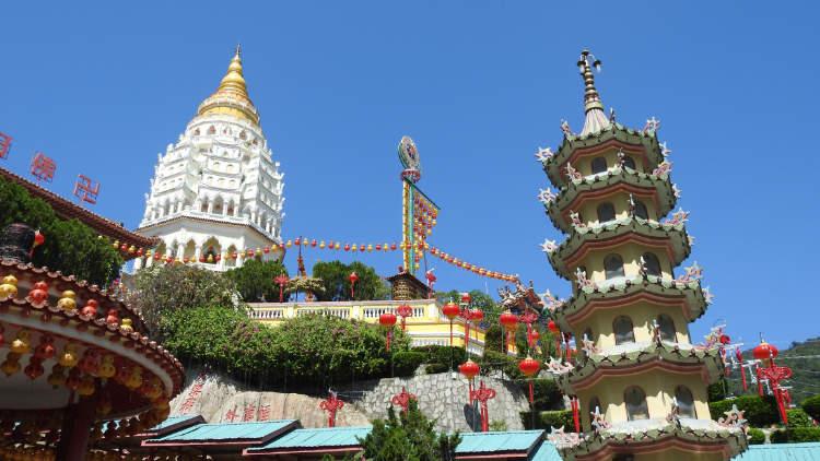 Tek Lok Si Temple, Penang by Dennis Sylvester Hurd on flic.kr/p/FVmGiJ