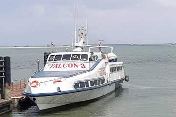 Limbongan Maju Changi to Tanjung Belungkor ferry