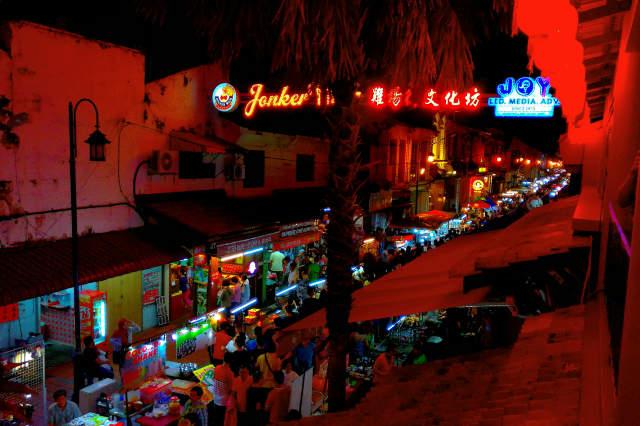 Jonker Street Night Market Melaka Malacca by Ong Ong on flic.kr/p/X6F6fS