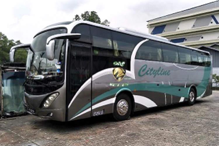 PSG Starcoachliner Bus