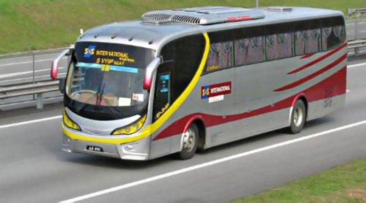 S&S Internationa Express Bus