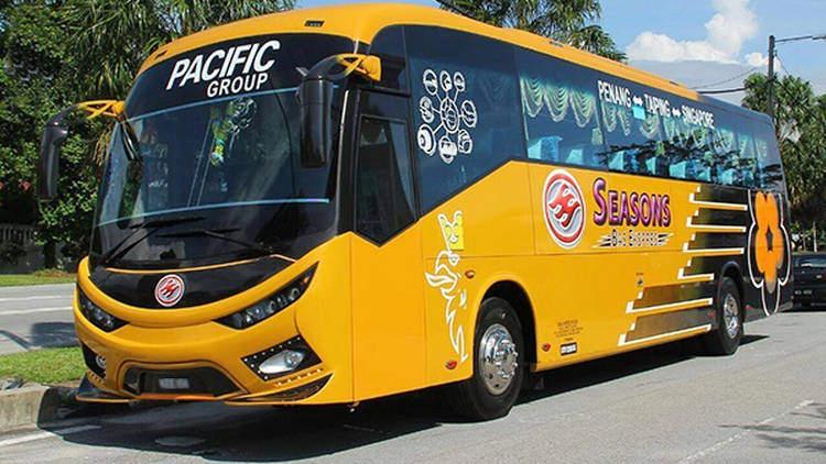 Seasons Express Bus