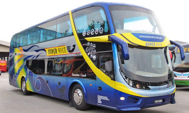 Supernice Express Bus