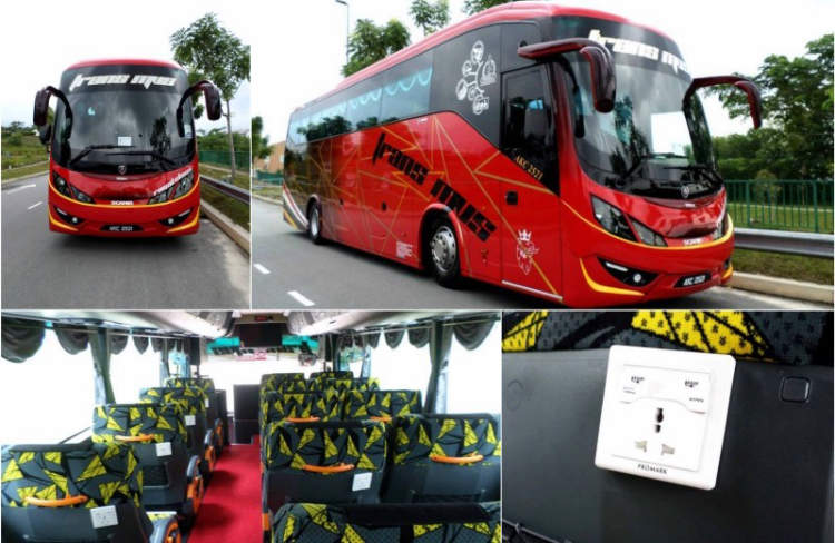 Port Dickson to Hatyai - Trans MVS Express
