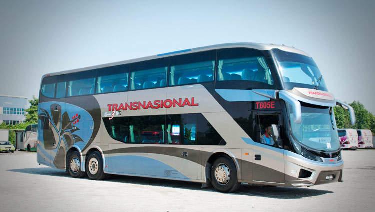 Transional Express Bus